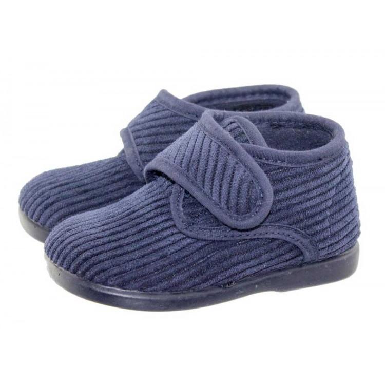 Chausson Bottine Velcro