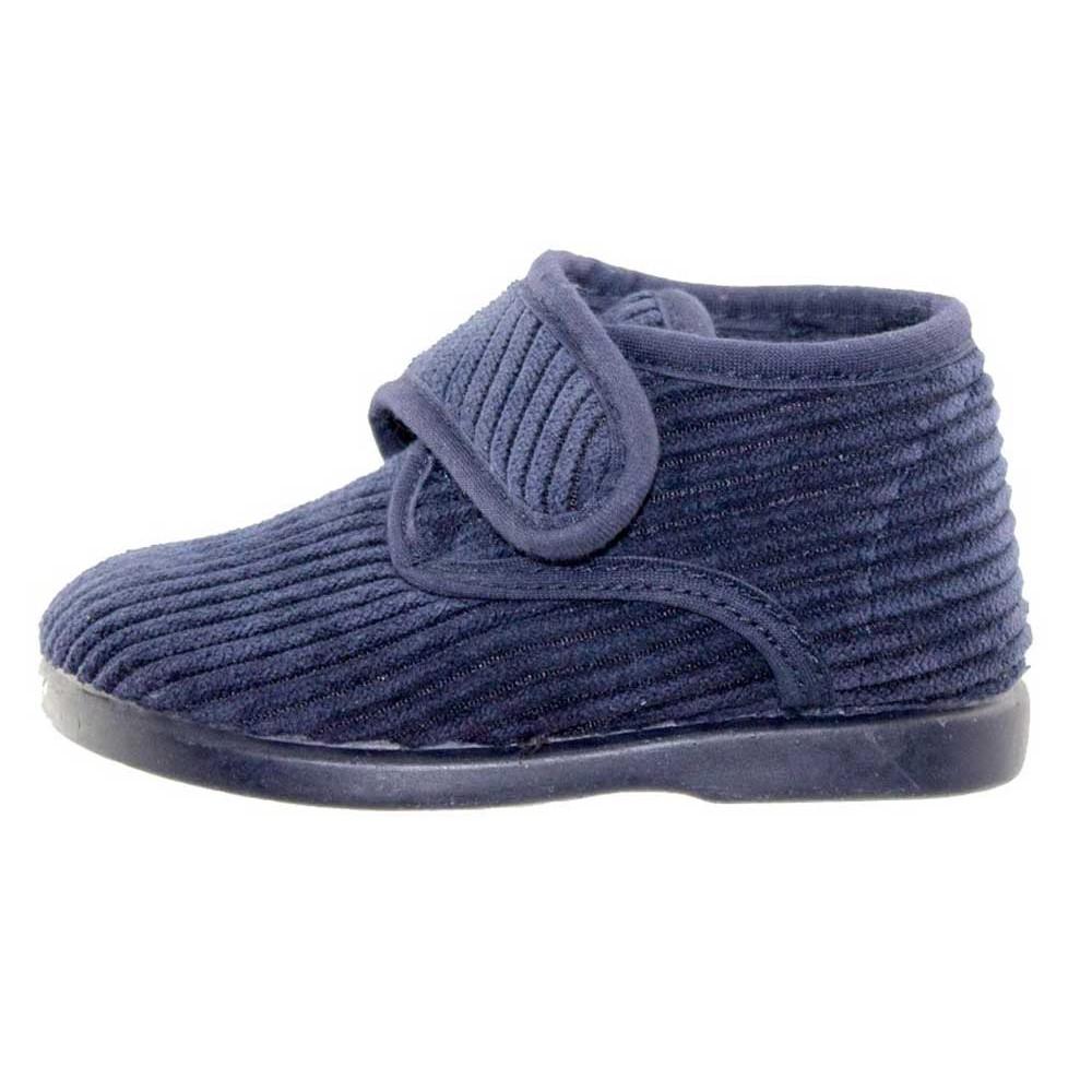 Chaussons Fille Garçon type Bottines   Minishoes 598def382f64