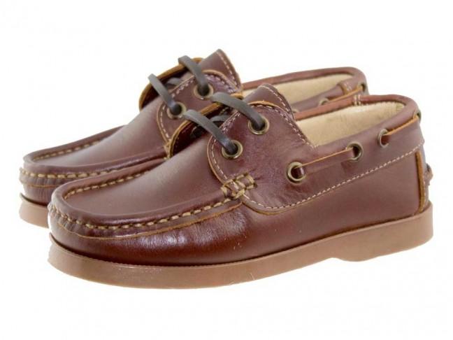 Chaussures Bateau Enfants Cuir   Chaussures Enfants Minishoes 38abd4e739d8