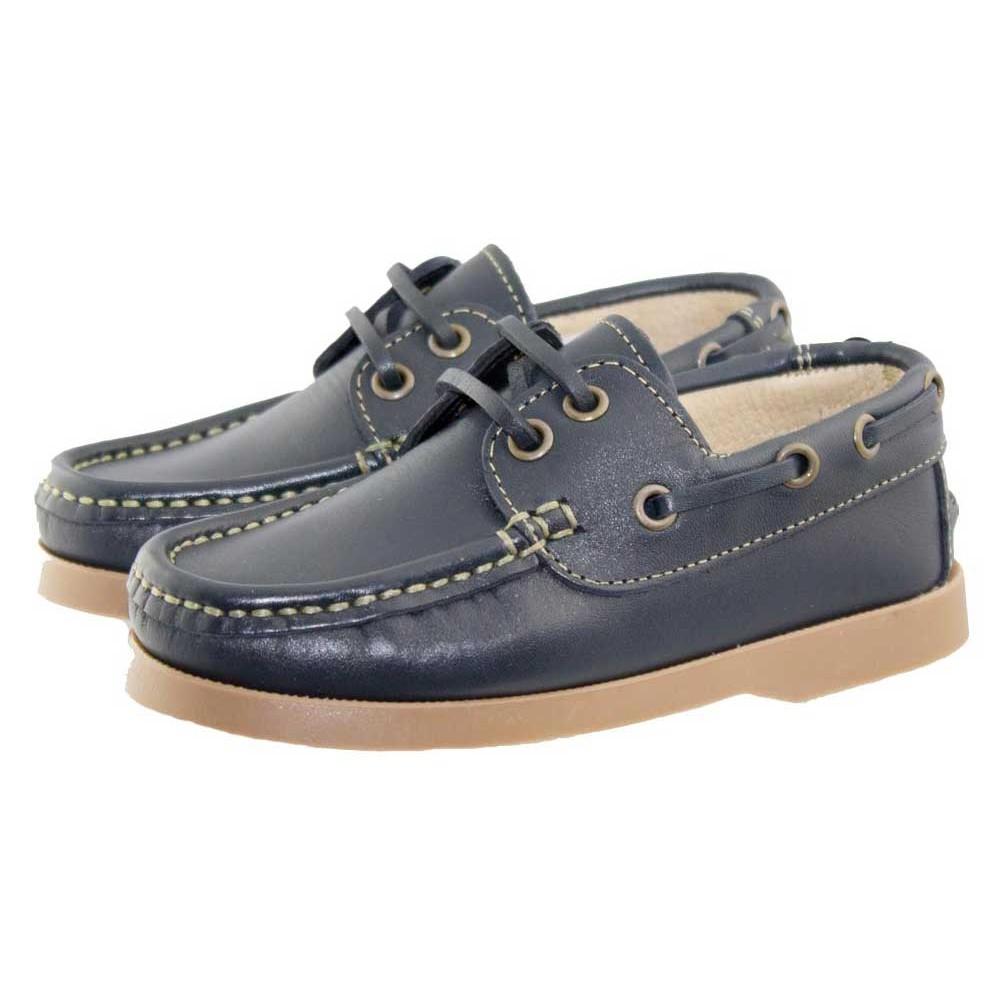 ff9fc69431c4 Chaussures Bateau Enfants Cuir