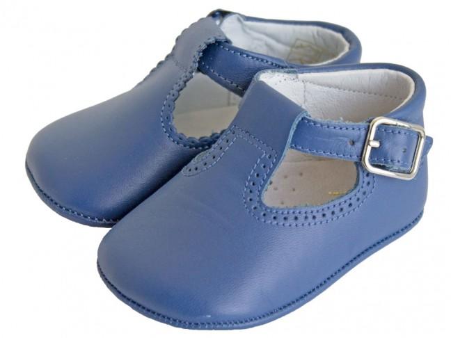Chaussures Salomé bébé cuir