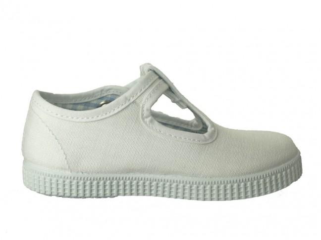 Chaussure Kneep tissu fille garçon type Tennis