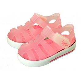 chaussures de plage m duse gar on minishoes. Black Bedroom Furniture Sets. Home Design Ideas