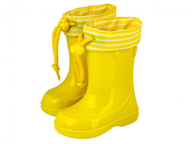 Bottes de pluie Garçon Fille Marinière Igor