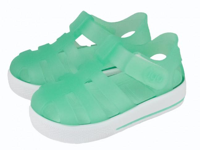 Chaussures de plage enfants Velcro