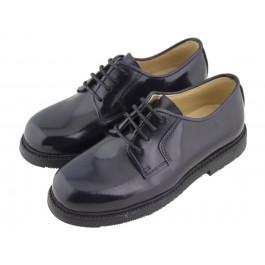 Zapatos colegiales cordones niño niña