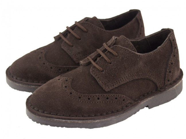Chaussures blucher garçon et fille
