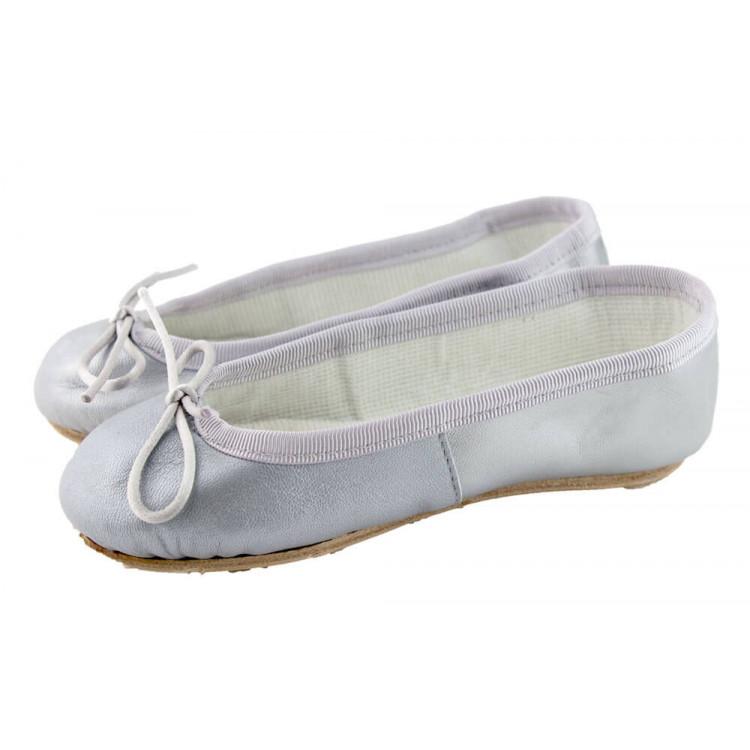 6bde4999a3082 Ballerines fille cuir style ballet