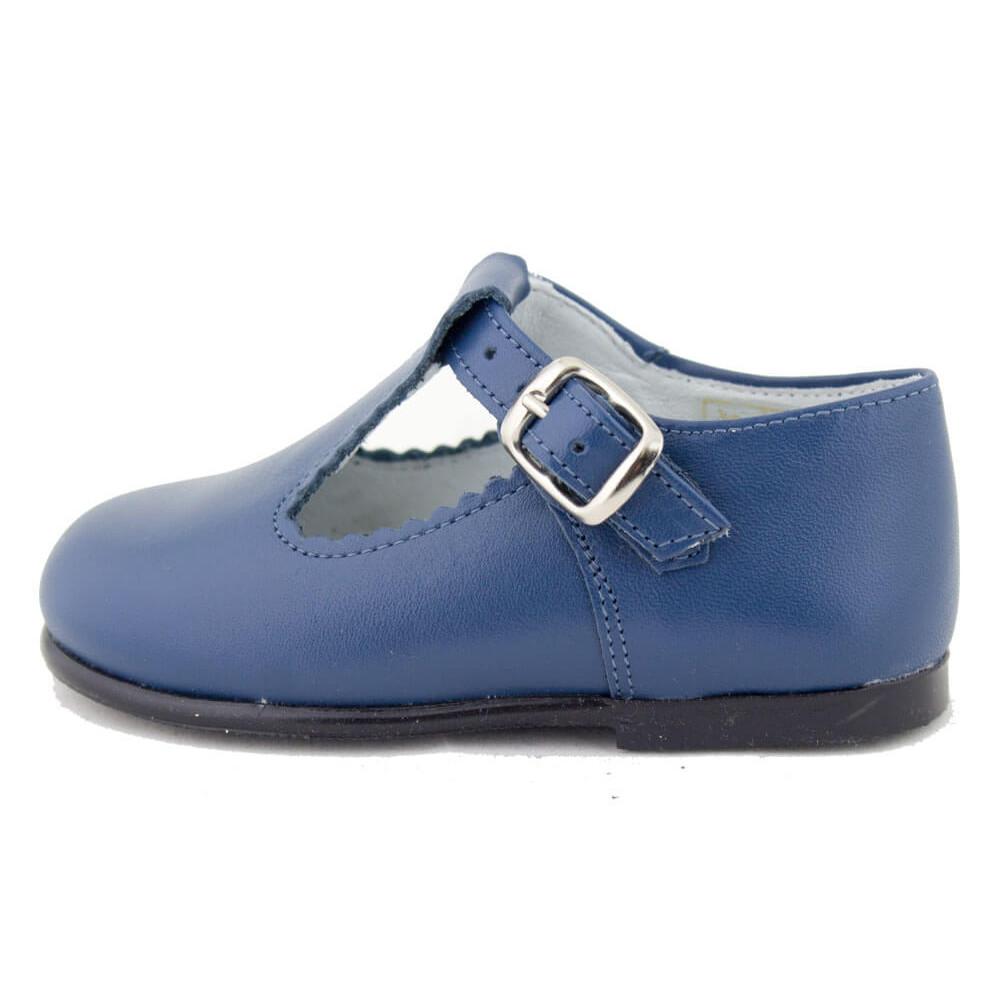 fc7d338a12894 Chaussures Salomé Bébé Enfants Cuir