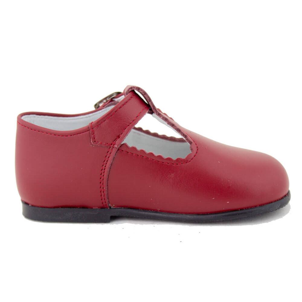 d882c315680df Chaussures Salomé Bébé Enfants Cuir