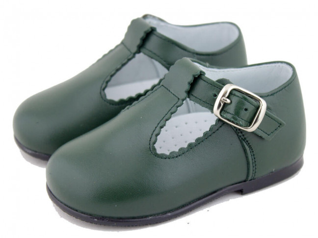 deff840e4b1091 Chaussures Salomé Bébé Enfants Cuir | Chaussure Enfant Minishoes