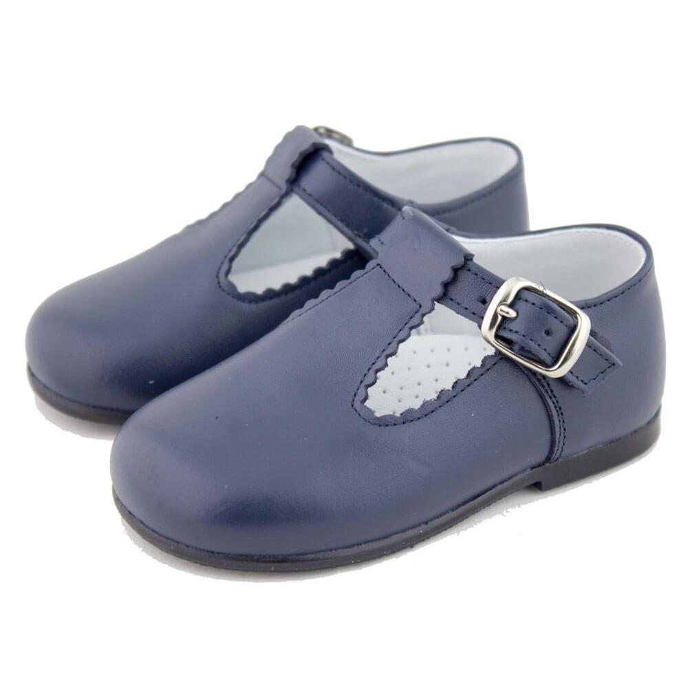 f50612834326a Chaussures Salomé Bébé Enfants Cuir | Chaussure Enfant Minishoes