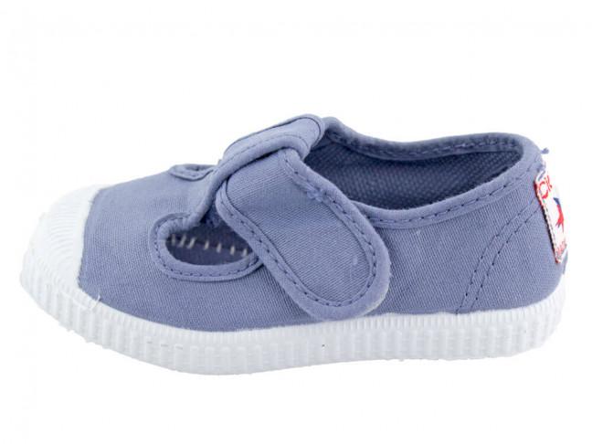 Zapatos Pepitos lona puntera