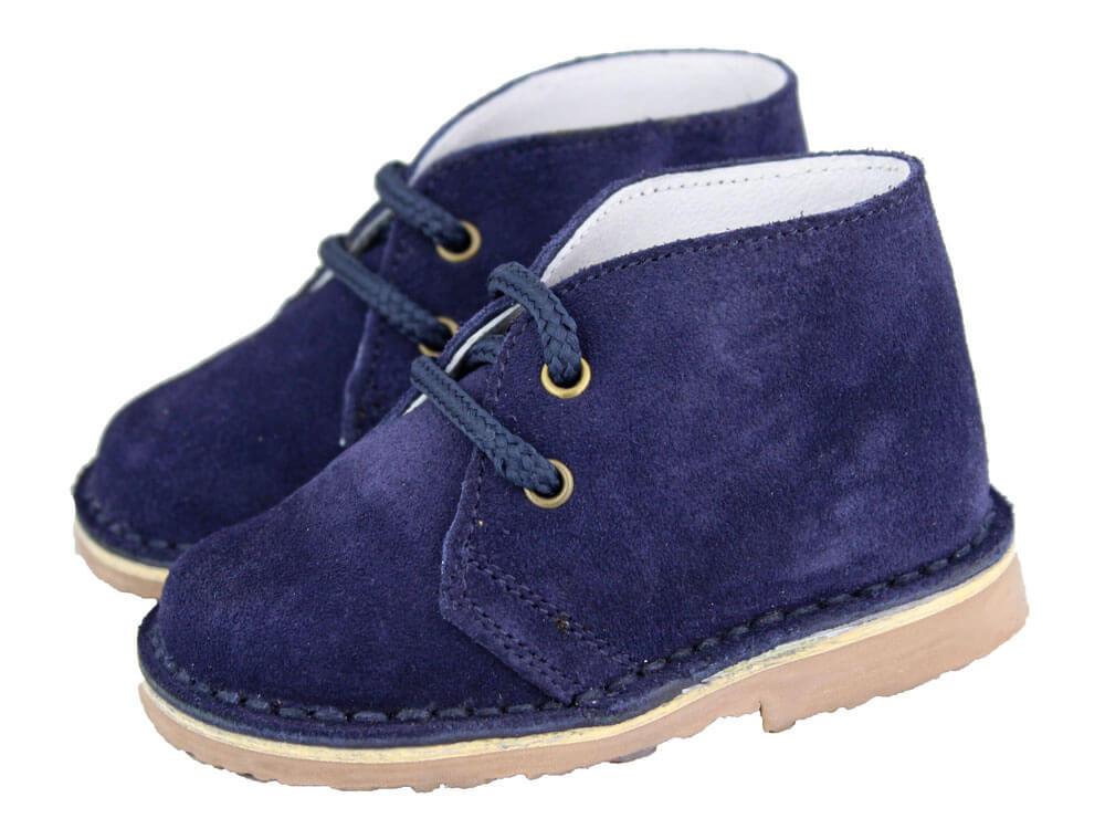 Bottines Chukka Garçon Fille| Desert Boots Enfants
