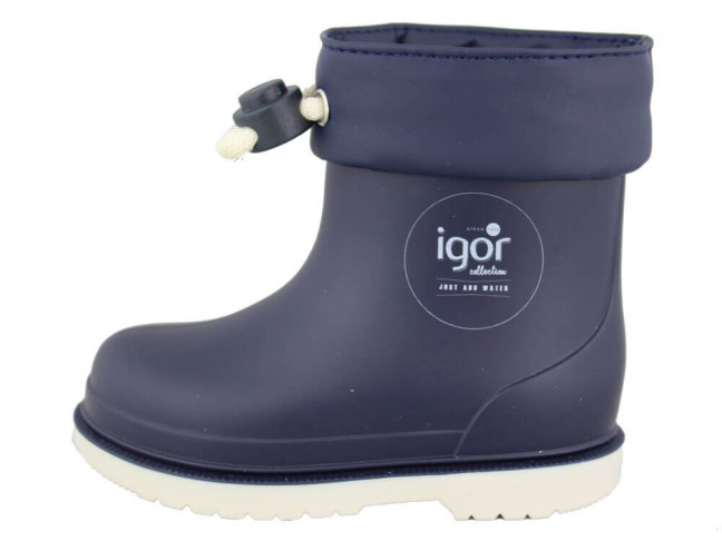 Botas de agua niño niña bajas IGOR