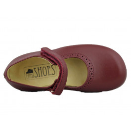 Chaussures d'école Babies Fille bleu marine