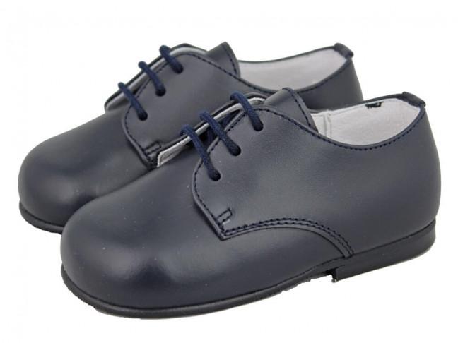 Chaussures Blucher Enfants Cuir