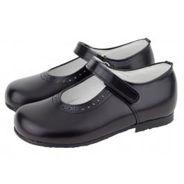Zapatos colegiales Merceditas HAMILTOM brillo