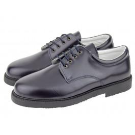 Zapatos colegiales Blucher HAMILTOM suela gruesa