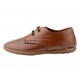Zapatos blucher piel blanda
