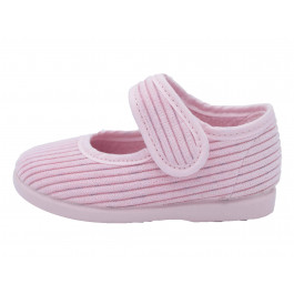 Chaussons Babies Fille Velours